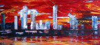 Cosmopolitan City by Banx MC5422
