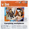 South East Advertiser - Vibe Section by Margaret Slocombe