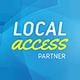 House Call Doctor Local Access logo