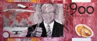 Nine Hundred Bux - Kevin Rudd Stimulating 900 by Banx MC6254