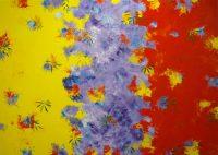 Wattle, Jacaranda, Poinsettia 5 by Banx MC5972