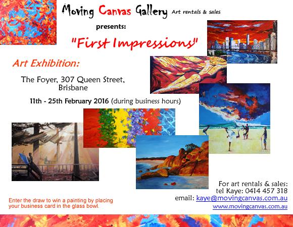 Invite - First Impressions 2016