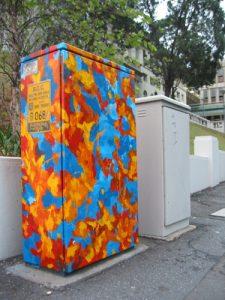 Butterfly Effect, Turbot Street, Brisbane