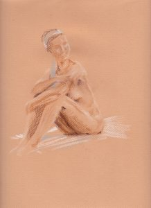 Carmen - Sitting