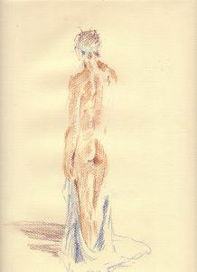 Carmen - Standing (back)